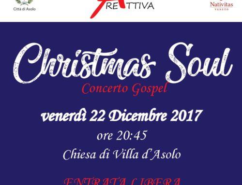 Asolo ReAttiva Christmas Soul 2017