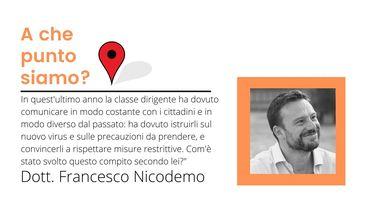 Comunicazione politica – Dott. Francesco Nicodemo